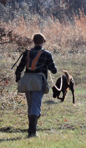 Caris TDX 027 - Flat-Coated Retrievers and Tracking