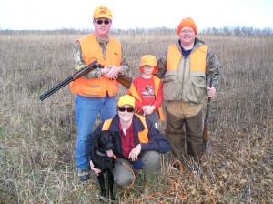 Flat-Coated Retrievers and Hunting
